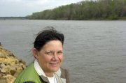Kansas Riverkeeper Laura Calwell will lead a nine-day study aboard canoes to explore the 171-mile-long river. Calwell said she expects to see some problem sites along the way.