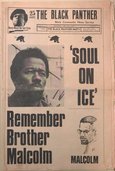 black panther party research paper