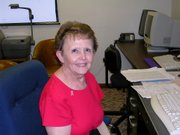 Health Care Access Clinic - 4:15pm Shirley Anderson volunteers to help with monthly data entry and record keeping projects.