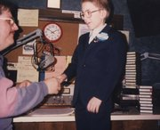 Scott Wilhite was a poster child for the Muscular Dystrophy Association from 1985 to 1986 and traveled the country to educate people about the disease.