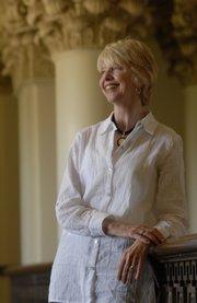 Mary Lee Hummert, KU associate vice provost.