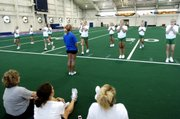 Cheerleading Clinic on Saturday, July 14 at the Anshutz Sports Pavilion.