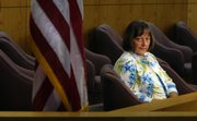 Lawrence resident Cindy Riling is no stranger to the jury box. Recently she was summoned for jury duty twice in a six-month period.