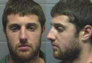 Matthew P. Jaeger, 22, is charged with aggravated kidnapping, aggravated battery, aggravated burglary and making criminal threats