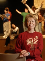 Choreographer Barb Wasson has won a 2007 Phoenix Award for exceptional artistic achievement. The Lawrence native swapped childhood dreams of becoming a ballerina for a career doing choreography for many of the musical theater productions in Lawrence.
