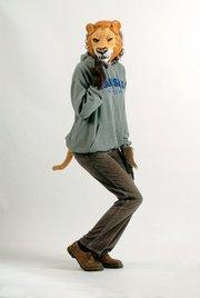'Campus Mountain Lion'