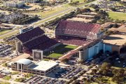 Kyle Field, site of today's Kansas-Texas A&M game, is considered to be one of the swingingest and swayingest college football stadiums in the country.