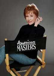 "Comedian Carol Burnett will be honored on PBS&squot; ""American Masters"" at 8 p.m. Monday."