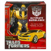 Transformers Movie Ultimate Bumblebee by Hasbro.