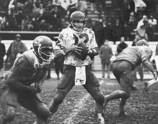 David Jaynes, fourth place in the Heisman voting in 1973