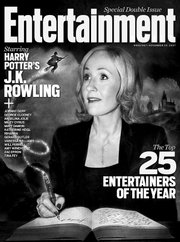 EW names J.K. Rowling entertainer of the year