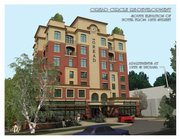 A city-hired consulting firm has said that the developers of the proposed Oread Inn project at 12th and Indiana streets are correct in contending that the hotel needs to be seven stories tall to be financially feasible.
