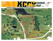 This is the course map for the upcoming USA Cycling Cyclocross National Championships, which will run Dec. 13-16 in Kansas City, Kan.