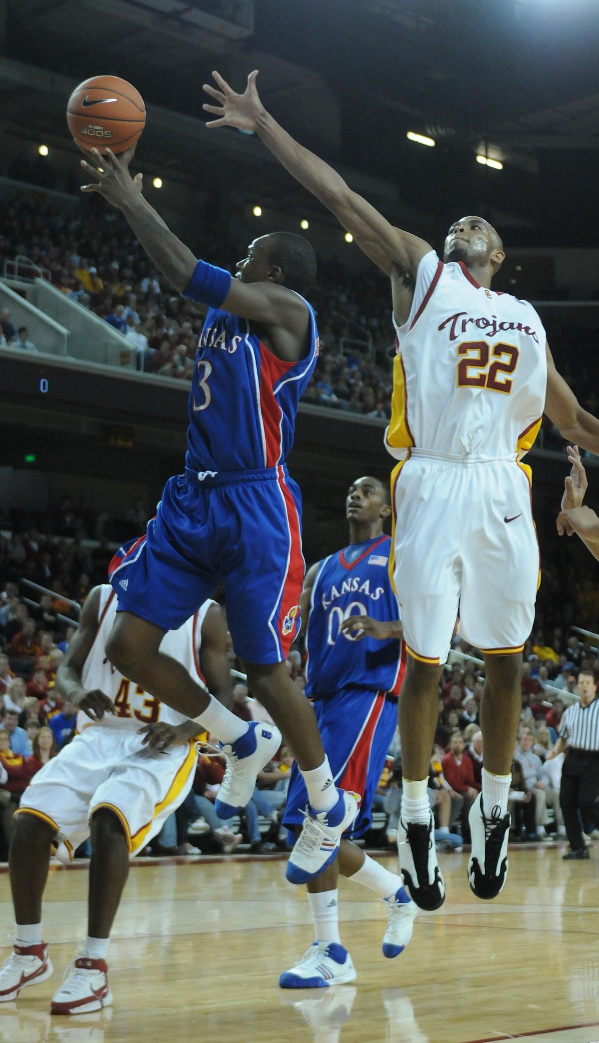 Usc basketball uniforms