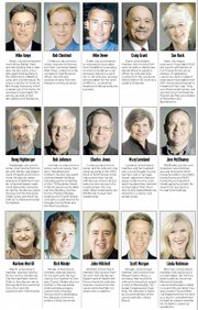 On the money: Lawrence leaders' financial interests vary.