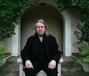 "British playwright Christopher Hampton adapted the Ian McEwan novel ""Atonement,"" into an acclaimed film."