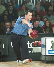 Rhino Page, a former Kansas University bowler, is having a stellar season as a rookie on the PBA Tour. He has made three championship-round appearances and has won more than $40,000 on tour.