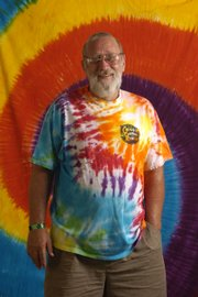 "Jerry ""Uncle Stoney"" Newport, 58, Tahlequah, Okla. ""Woodstock was much more fun."""