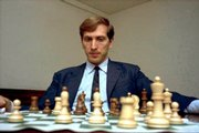 Former world chess champion Bobby Fischer is pictured in this Aug. 10, 1971, photo at an unknown location in the US. Fischer, the reclusive chess genius who became a Cold War hero by dethroning the Soviet world champion in 1972 and later renounced his American citizenship, died Thursday.