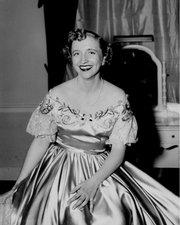 Margaret Truman in 1950.