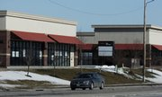 Two pieces of commercial property near the intersection of 31st and Iowa streets have had troubles finding tenants. The difficulties stem from restrictions that limit competition with neighboring Best Buy and Home Depot.