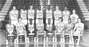 The 1987-1988 team photo