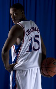 Kansas University guard Mario Chalmers dreamed of playing in the Final Four as a youngster growing up in Anchorage, Alaska. His dream will be realized Saturday, when the Jayhawks face North Carolina in San Antonio.
