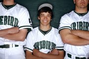 """""""The rookie"""" Although he&squot;s the only freshman on the Firebirds&squot; varsity roster, Cody Kukuk has made a huge splash this season and has a bright future. """"He has a chance to be very special,"""" Free State coach Mike Hill said."""