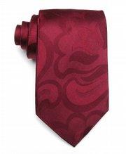 BCBG Berry Tonal Paisley tie