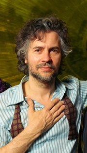 Wayne Coyne is returning to Lawrence for the first time since his Flaming Lips headlined the Wakarusa Music & Camping Festival two years ago.
