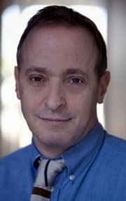 "Author David Sedaris has a new collection of essays titled ""When You Are Engulfed in Flames"""