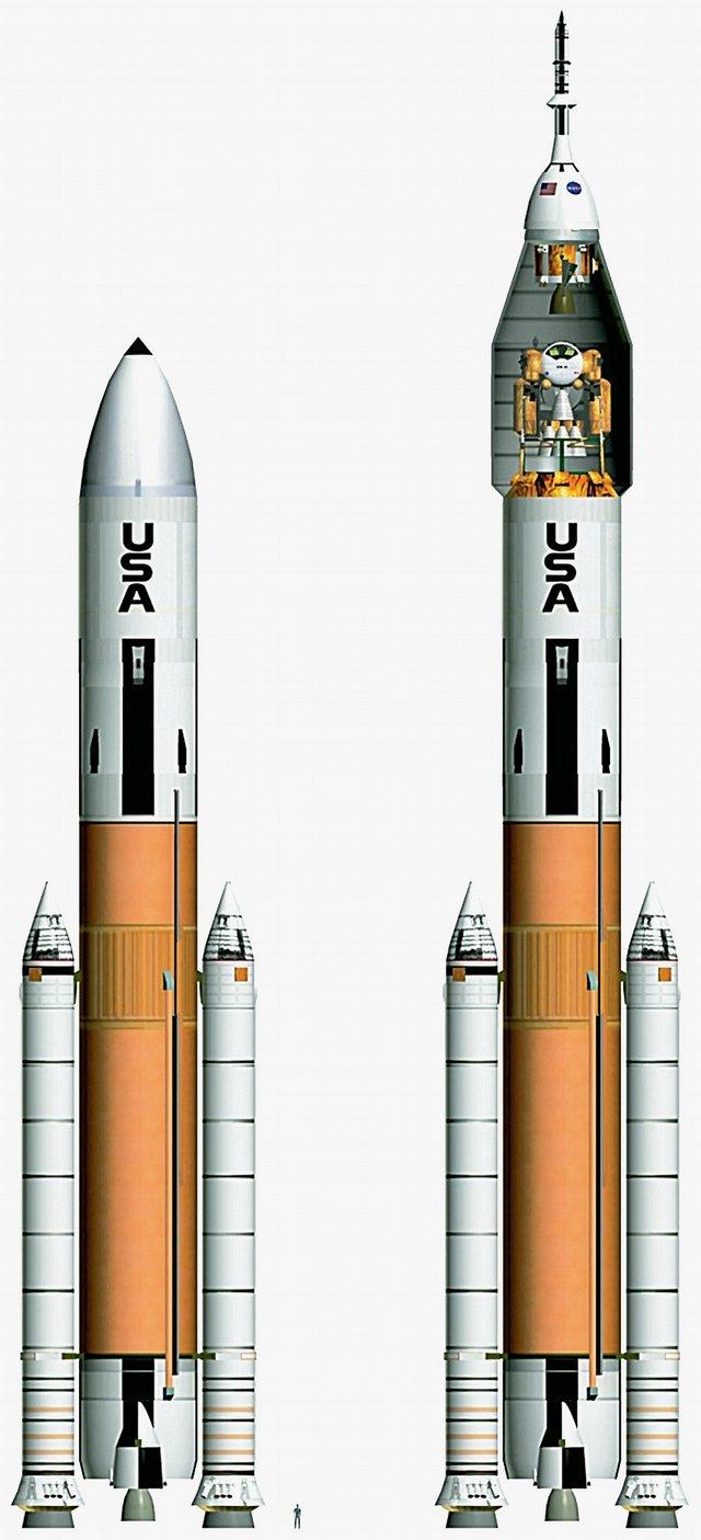 modern rockets nasa - photo #18