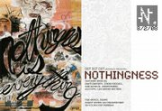 """Nothingness,"" by Sayer Danforth, will be among the works featured today at DotDotDot ArtSpace, 1920 Haskell Ave."