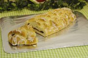Cherry Almond Breakfast Braid