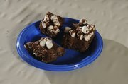 Rocky Road Fudge Brownies