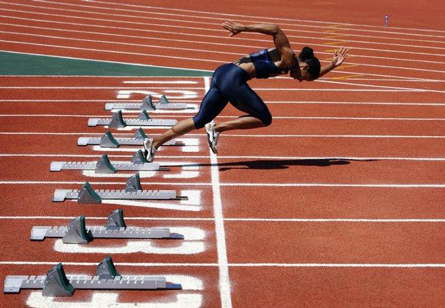 100 Meter Sprinter Game Unblocked