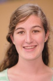 Tess Murray, a Lawrence Free State senior, is a National Merit Scholar Semifinalist.