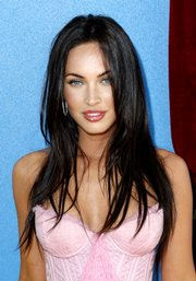 Megan Fox is among the celebrities featured on a new line of celebrity trading cards, called PopCardz. Proceeds from the cards will be donated to the celebrities' charities.
