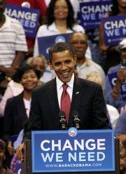 Obama in Jacksonville, Fla., on Monday