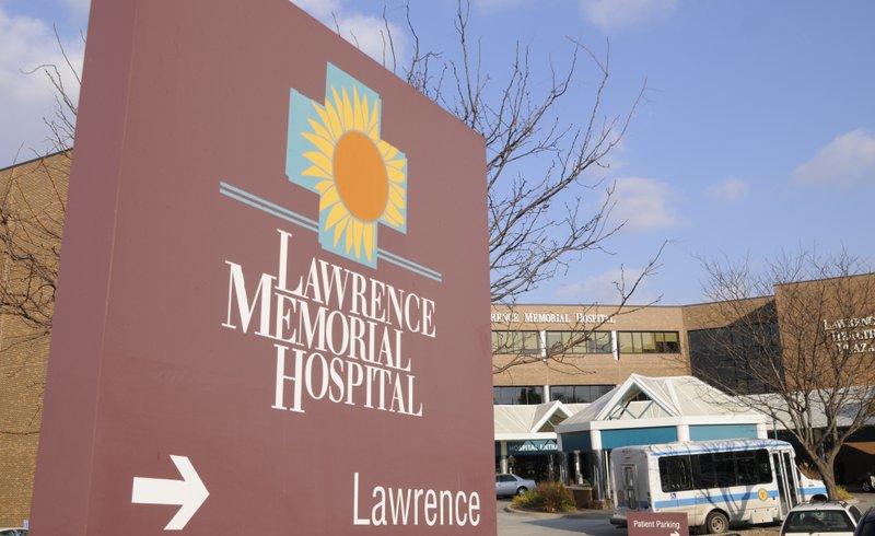 Lawrence Memorial Hospital, 325 Maine.