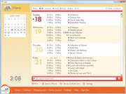 Web sites like Cozi.com are online planners that are meant to keep track of complex schedules that can come along with soccer practice, Girl Scout outings and volunteer work. Families can also synchronize it with other calendars like Microsoft Outlook. Company officials say it's meant to be simple and keep parents from scrapping it and going back to a paper calendar.