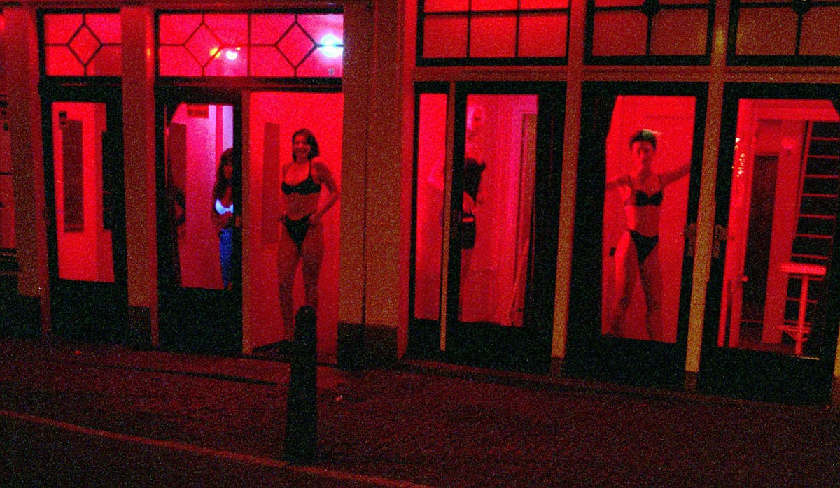 Нидерланды Проститутки