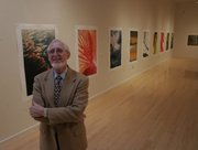 David Leamon took over as executive director of the Lawrence Arts Center, 940 N.H., in November.