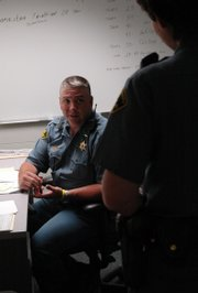 Doug Woods, then a Douglas County Sheriff's detective and now a lieutenant, played a key role in interrogating Thomas Murray.