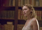 "Kate Winslet is earning Oscar buzz as a woman in post-WWII Germany who re-encounters a former flame while on trial for war crimes in ""The Reader."""
