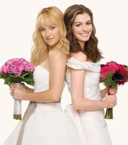 Anne Hathaway Bride Wars: Photos For February 2, 2009 / LJWorld.com