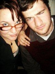 Katlyn Conroy and Joshua Landau