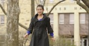 Luyan Wang is an international student from China attending Kansas University. International students at KU are not only having to navigate the ups and downs of the U.S. economy but also must deal with conditions in their home countries.