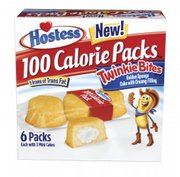 Hostess Twinkies are among the products being remade into 100-calorie snack packs.
