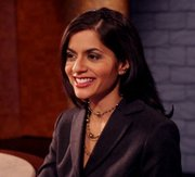 Simran Sethi will be a featured guest on The Oprah Winfrey Show's Earth Day episode. Sethi is the Lacy C. Haynes Visiting Professional Chair at the Kansas University School of Journalism and Mass Communications, a member of the Sustainability Advisory Board and a chair on the Mayor's Climate Protection Task Force. She will speak tonight about how to save money and natural resources at the same time.